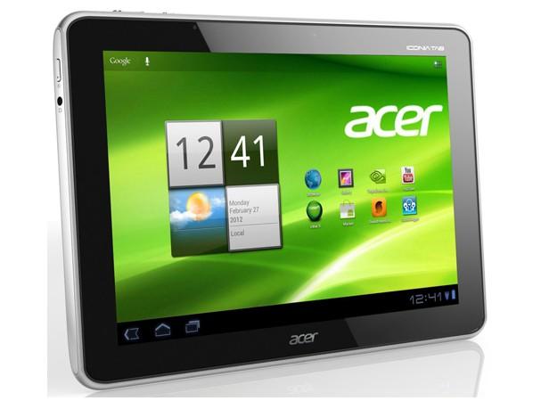Купить -  Acer Iconia Tab A700 32GB Silver (NEW)
