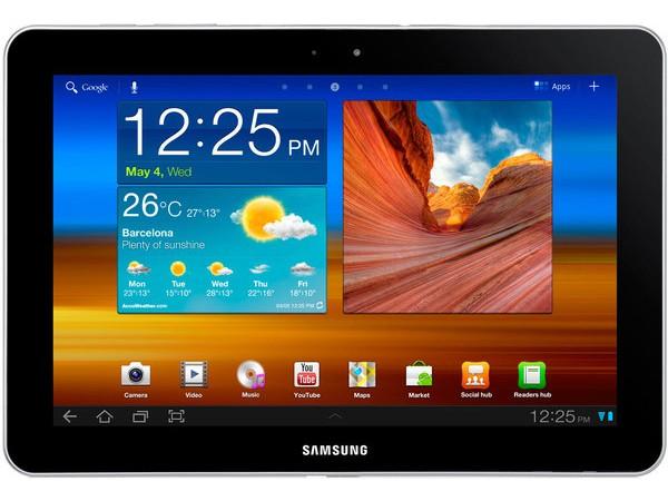 Купить -  Samsung Galaxy Tab 10.1N 16GB P7501 White