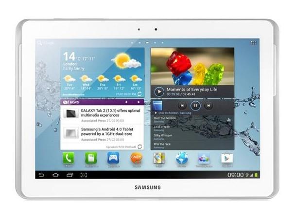 Купить -  Samsung Galaxy Tab 2 10.1 16GB P5100 White