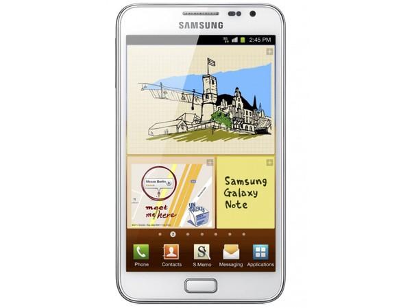 Купить -  Samsung N7000 Galaxy Note (White)