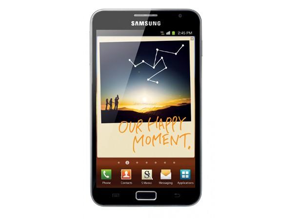 Купить -  Samsung N7000 Galaxy Note (Dark Blue)