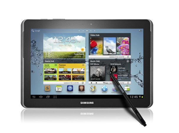 Купить -  SAMSUNG Galaxy Note GT-N8013 Dark Grey