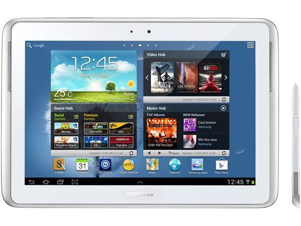 Купить -  Samsung Galaxy Note 10.1 3G 16GB (White) (GT-N8000ZWASEK)