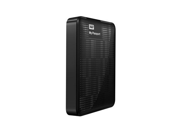 Купить -  WD 2.5 USB 3.0 0.5TB 5400rpm My Passport Black ( WDBKXH5000ABK-EESN)