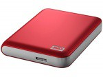 Фото -  WD 2.5 USB 3.0 1TB 5400rpm My Passport Red (WDBBEP0010BRD-EESN)