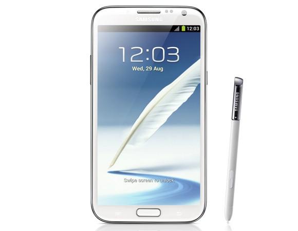 Купить -  Samsung N7100 Galaxy Note II 16GB Marble White