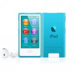 Фото -  Apple iPod nano 7Gen 16Gb Blue (MD477)