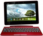 Фото  ASUS Transformer Pad TF300T-1G033A 32GB Red Mobile Docking