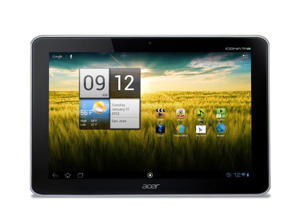 Купить -  Acer Iconia Tab A210 10.1'Touch/ Nvidia Tegra 3/ 1GB/ 16GB/ WiFi/ Android 4.0