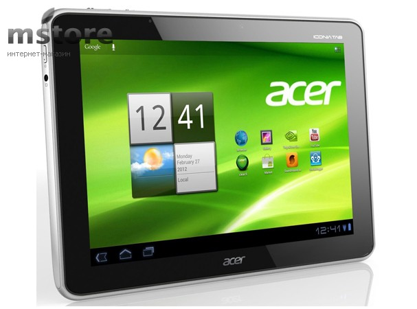 Купить -  Acer Iconia Tab A700 32GB Black (NEW) HT.HA0AA.007