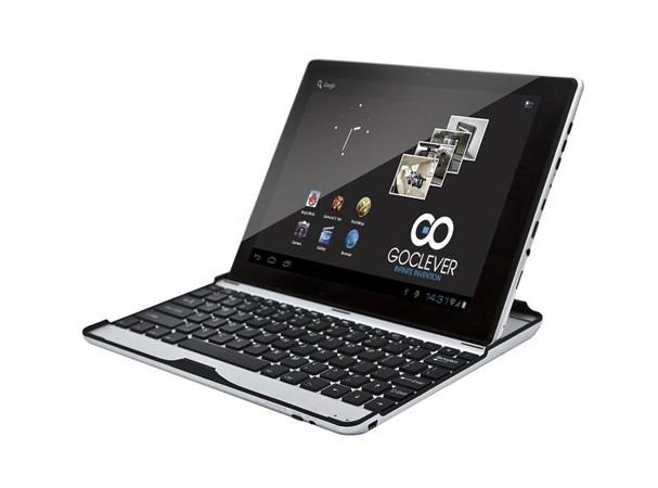 Купить -   GoClever TAB A972BK 9.7' Touch/ Cortex A8 1GHz/ 1GB/ 8GB/ WiFi/ BT/ Cam/ Android 4.0.3/ KB (GCA972BK)