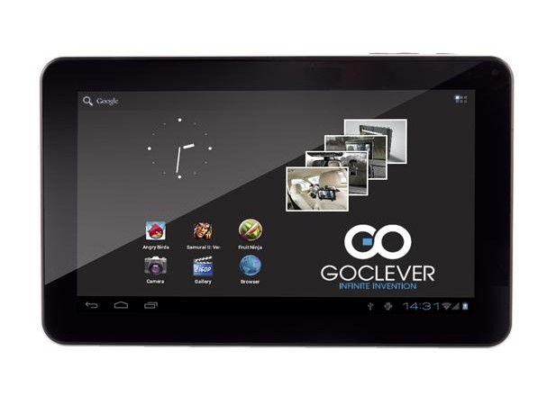 Купить -  GoClever TAB A93.2 9' Touch/ Cortex A8 1GHz/ 512MB/ 8GB/ WiFi/ Cam/ Android 4.0.4 (GCA93.2)