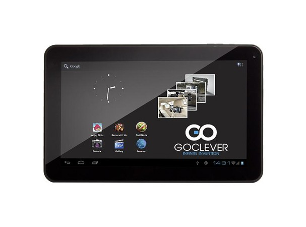 Купить -  GoClever TAB A104 10.1' Touch/ Cortex A8 1GHz/ 512MB/ 4GB/ WiFi/ Cam/ Android 4.0.3 (GCA104)