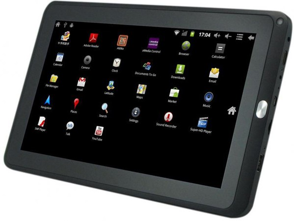 Купить -  GoClever TAB A103 10.1' Touch/ Cortex A8 1GHz/ 512MB/ 4GB/ WiFi/ Cam/ Android 4.0.3 (GCA103)