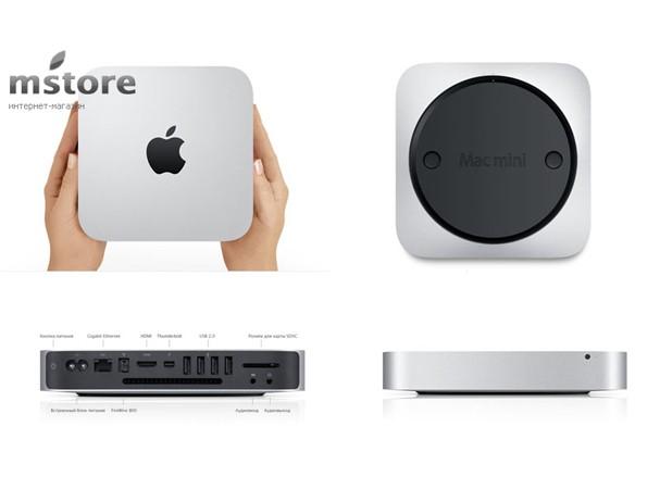 Купить -  Apple A1347 Mac mini Dual-Core i5 2.5GHz (MD387UA/A) (магазин)