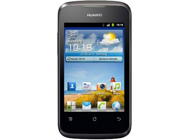 Купить -  Huawei Y200 (U8655-1) Black