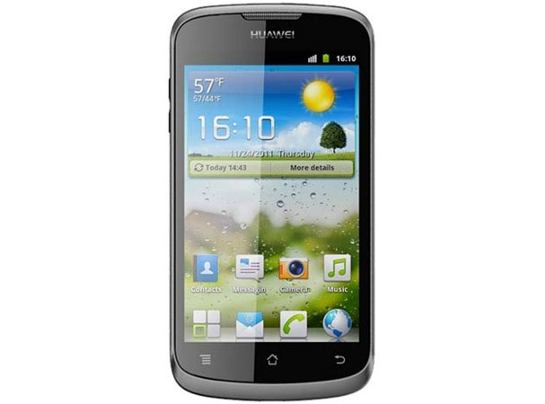 Купить -  Huawei Ascend G302 Dual Sim Black (U8812D-1)