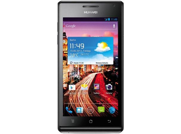 Купить -  Huawei Ascend U9200 P1 Black