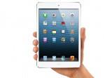 Фото  Apple iPad mini Wi-Fi 64 GB White (MD533)
