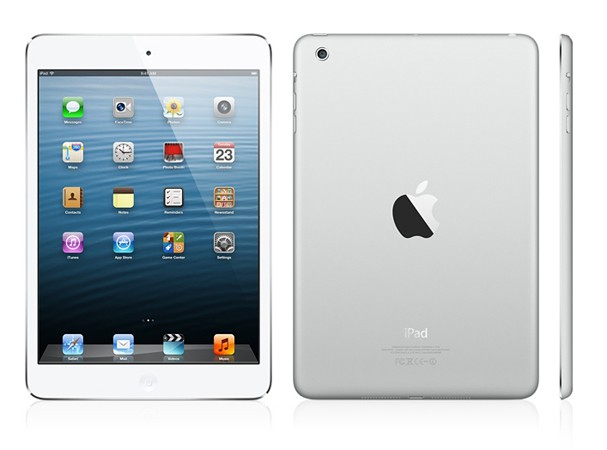 Купить -  Apple iPad mini Wi-Fi 32 GB White (MD532TU/A)