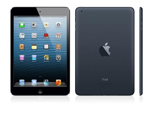Купить -  Apple iPad mini Wi-Fi 16 GB Black (MF432)