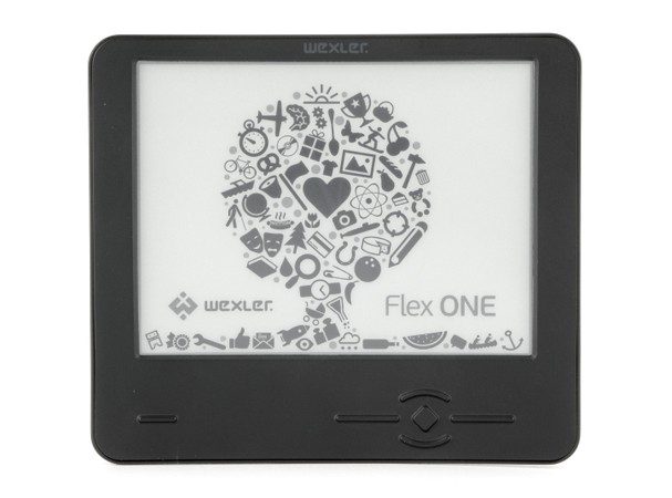 Купить -  Wexler Flex One, 6' E-Ink, черный (WX.FLEXONEB)