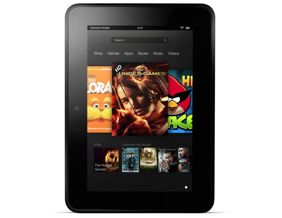 Купить -  Amazon Kindle Fire 7', черный AMZ_KDL_FIRE
