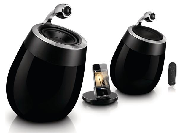 Купить -  Акустическая система Philips DS9800W/ 10 AirPlay (DS9800W/10)