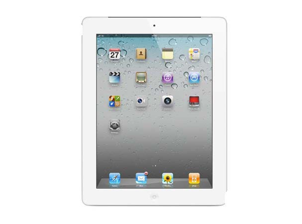 Купить -  Apple A1460 iPad with Retina display with Wi-Fi + Cellular 64GB White  (MD527)
