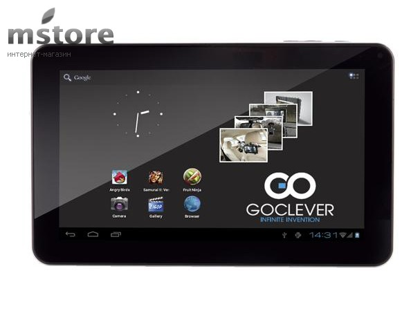 Купить -  GoClever TAB T76GPS TV 7' Touch/ Cortex A5 1GHz/ 512MB/ 8GB/ WiFi/ GPS/ FM/ DVB-T/ Cam/ Android 4.0  (GCT76GPSTV)