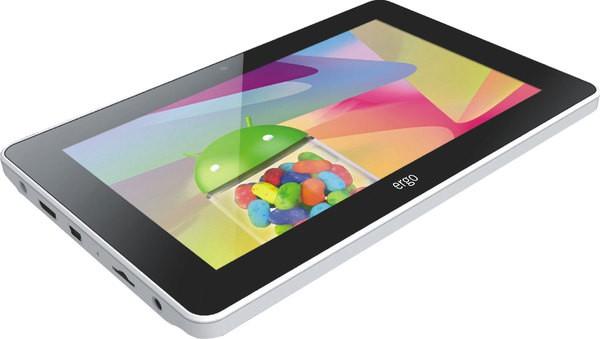 Купить -  Ergo Tab Crystal 8 GB White (IPS)