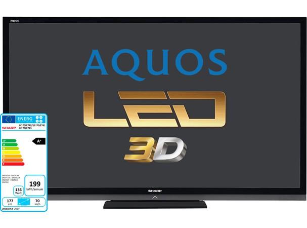 Купить -  Sharp LC-70LE741S LCD (LC70LE741S)
