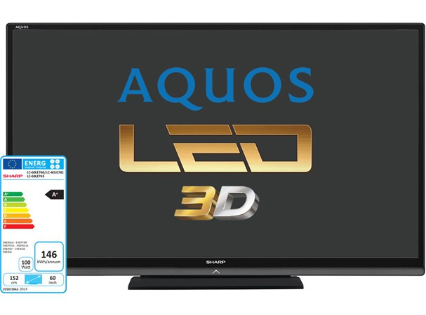 Купить -  Sharp LC-60LE741S LCD (LC60LE741S)