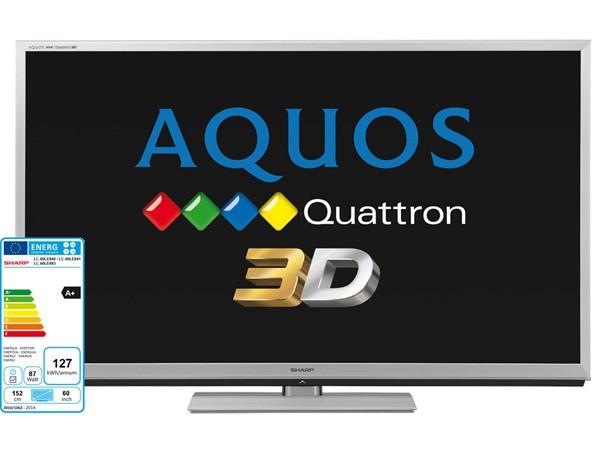 Купить -  Sharp LC60LE841S LCD (LC60LE841S)