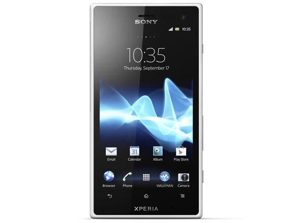 Купить -   Sony Xperia  S LT26w White (1266-0833)