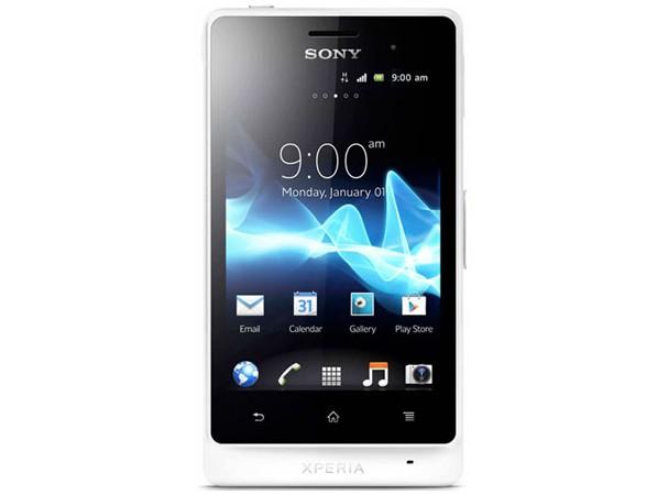 Купить - Sony  Sony Xperia go ST27i White (1264-6469)