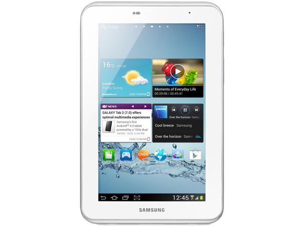 Купить -  Samsung Galaxy Tab 2 7.0 16GB P3100 White
