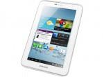 Фото  Samsung Galaxy Tab 2 7.0 16GB P3100 White