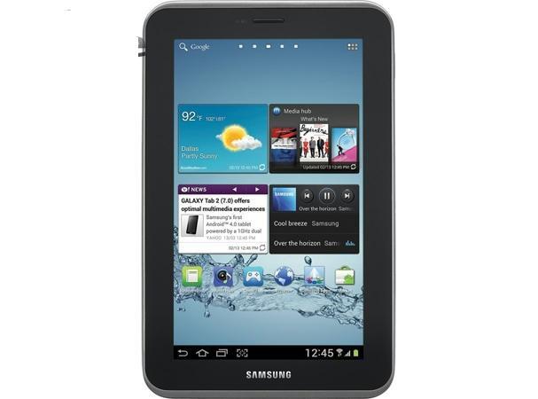 Купить -  Samsung Galaxy Tab 2 7.0 16GB P3100 Titanium Silver