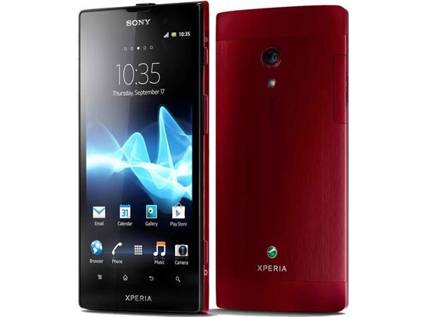 Купить -   Sony Xperia ion LT28h Red (1265-9194)