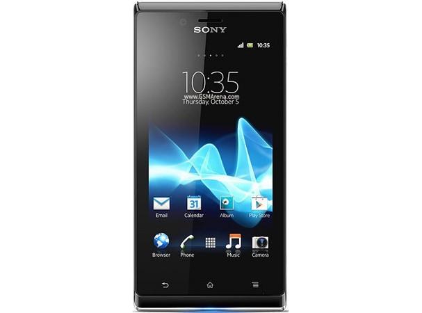 Купить -  Sony Xperia J ST26i Black (1266-0820)