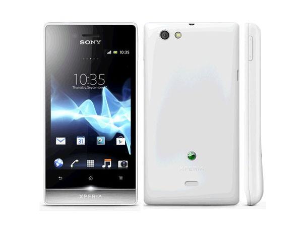 Купить -  Sony Xperia miro ST23i  White (1265-3203)