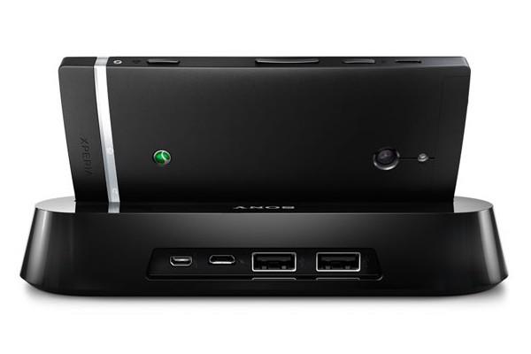 Обзор телефона Sony Xperia P