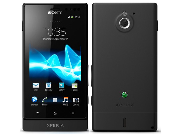 Купить -  Sony Xperia Sola MT27i Black ( 1262-0979)