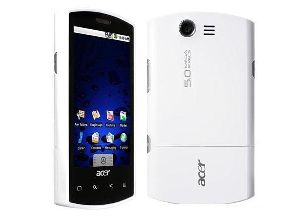 Купить -  Acer Liquid E S100 EU Plug White Froyo (XP.H5DEN.010)