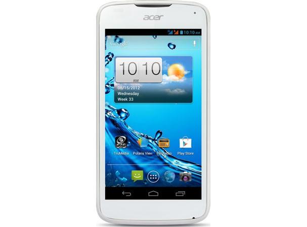 Купить -  Acer Liquid Gallant Duo E350 White DualSim (HM.HALEU.001)