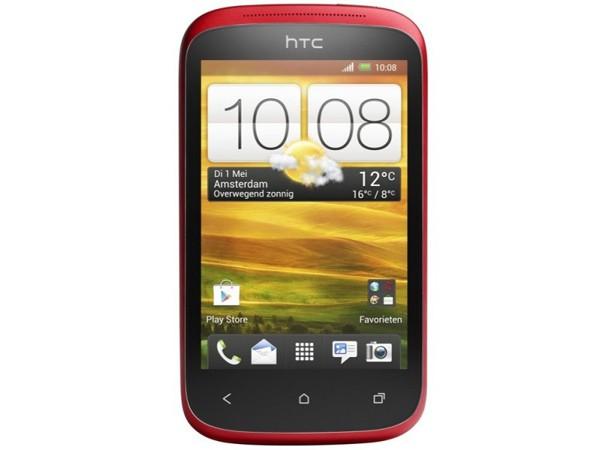 Купить -   HTC A320e Desire C Red