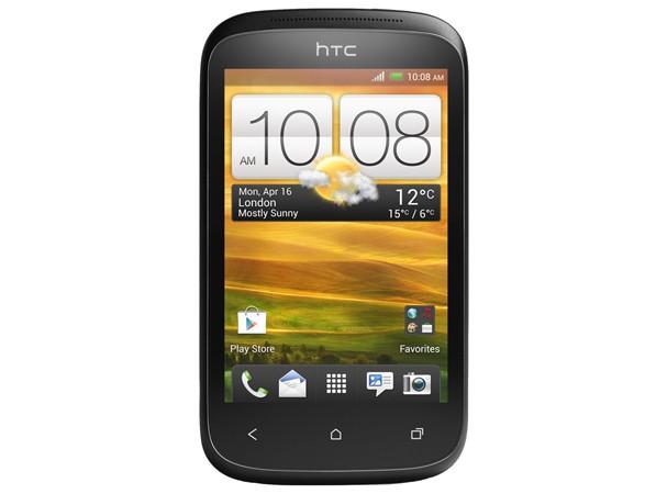 Купить -   HTC A320e Desire C Black