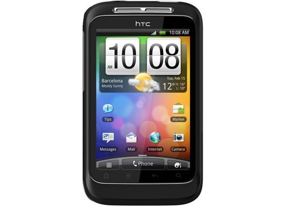 Купить -   HTC A510e Wildfire S Black