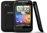 Фото   HTC A510e Wildfire S Black